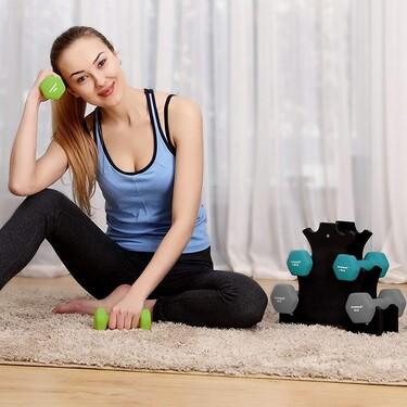 Propósito de año nuevo: un mini gimnasio en casa por poco dinero y en poco espacio