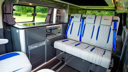 Ford Transit M Sport Camper 6
