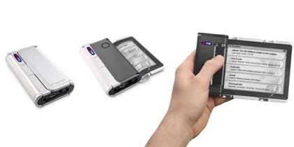 Papel electrónico enrollable en el 3GSM