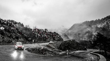 Dani Sordo Rallye Monte Carlo 2014