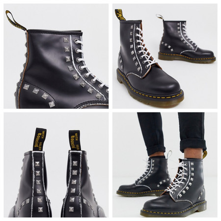 united states top fashion best supplier Dr. Martens DMS1460BRVS25202001 Botas Mujer 40