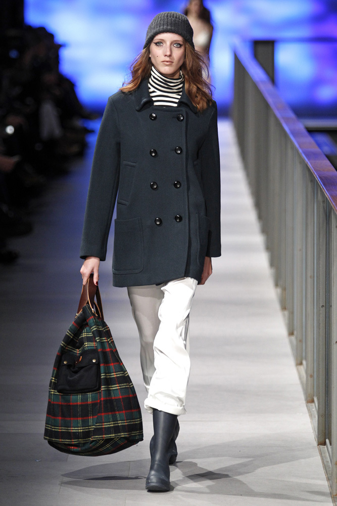 Foto de TCN Otoño-Invierno 2014/2015 en la 080 Barcelona Fashion (75/120)