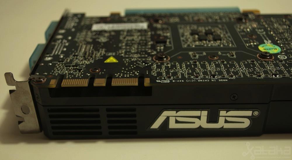 Foto de NVidia GTX 580, análisis (8/10)