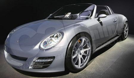 ¿Y qué tal un Porsche más pequeño que el Boxster?