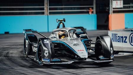 Vandoorne Londres Formula E 2021