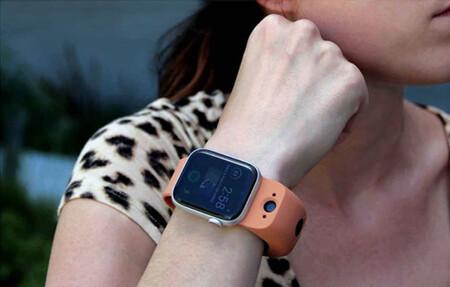 Wristcam: esta correa para el Apple Watch añade cámaras para hacer fotos y grabar vídeo y cuesta más que algunos modelos