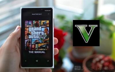 GTA V: Manual llega a Windows Phone