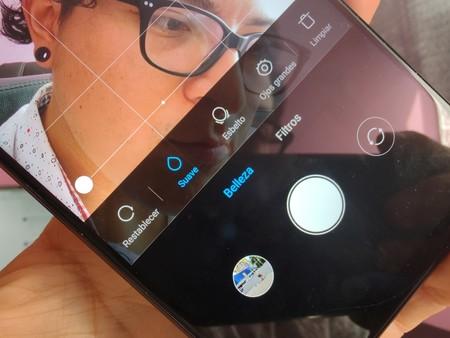 Google Modo Belleza Desactivar Filtros Rostro