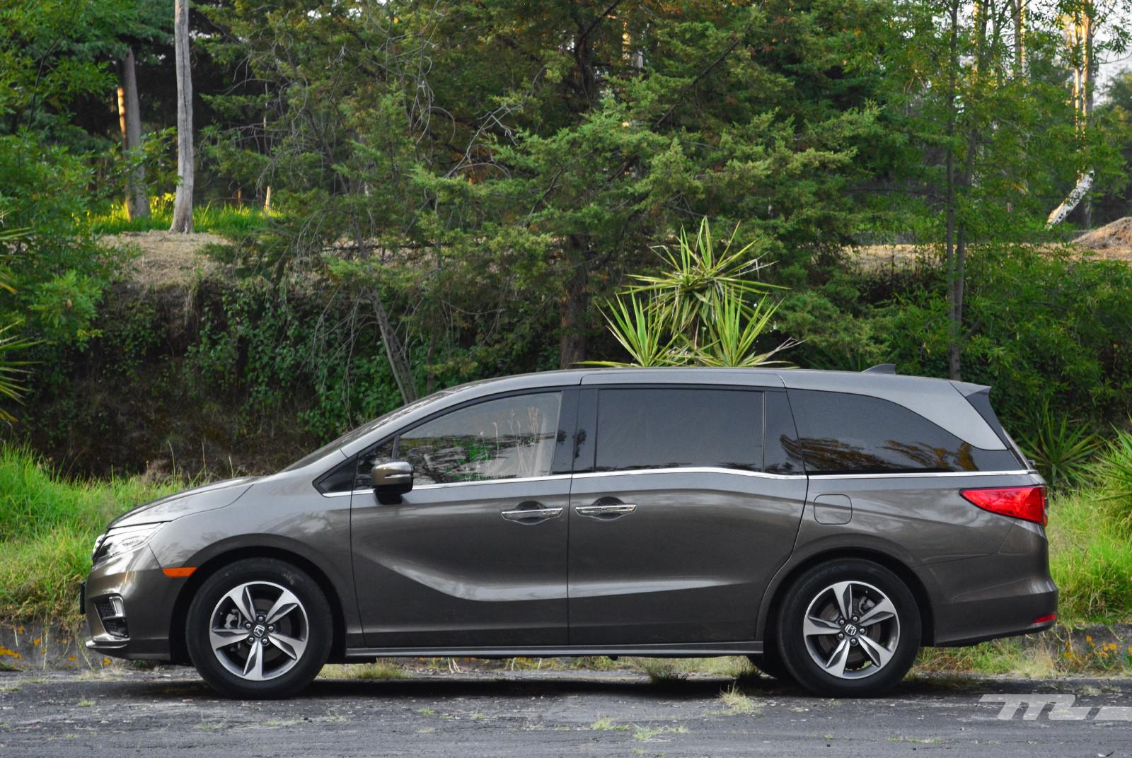 Foto de Honda Odyssey (prueba) (4/18)