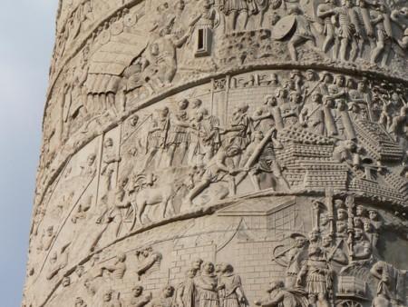 Columna Trajano Detalle