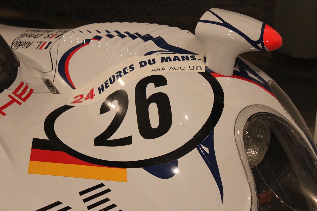 Foto de Museo 24 horas de Le Mans (97/246)