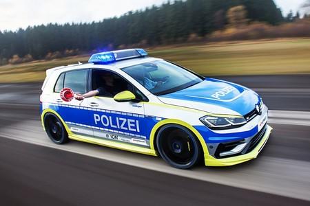 Volkswagen Golf R Oettinger 2