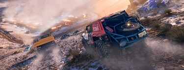 Forza Horizon 5 calienta motores: battle royale y exploración libre para su multijugador en un extenso vídeo