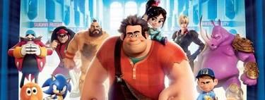 '¡Rompe Ralph!', el brillante resurgir de Disney