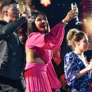 Los looks con los que nuestras celebrities favoritas celebraron la Nochevieja 2019