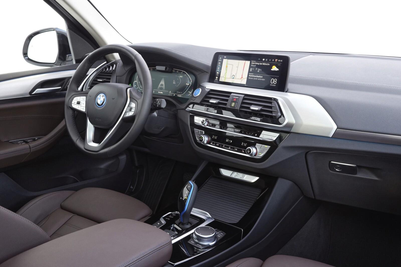 Foto de BMW iX3 (prueba) (57/65)