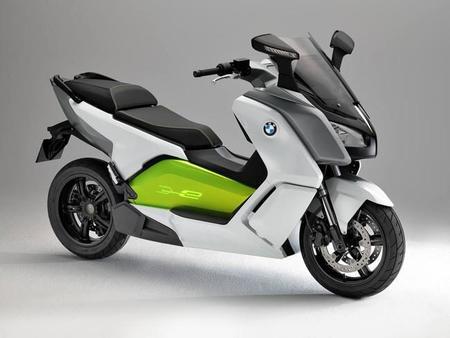 Sé el primero en probar el scooter eléctrico BMW C Evolution