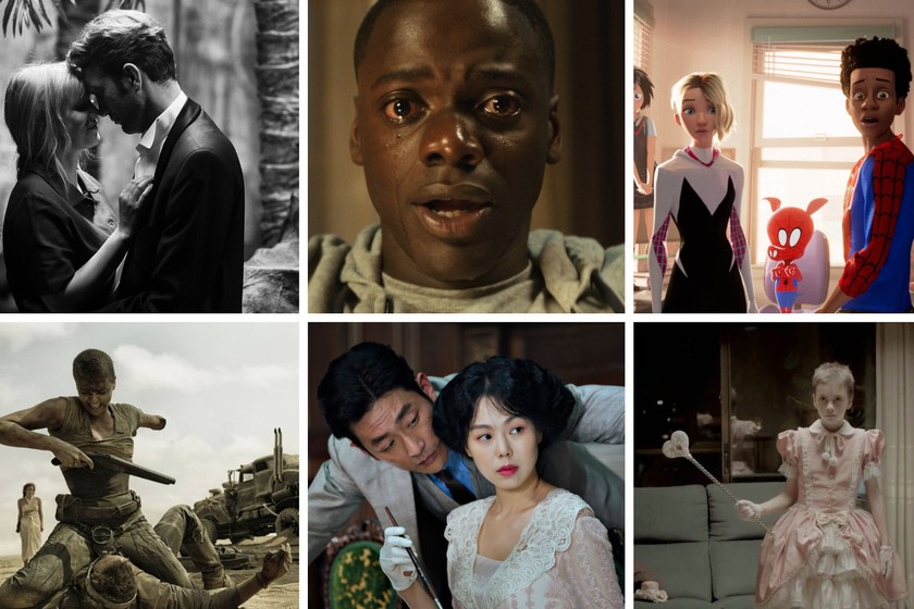 Las 35 mejores películas de la década (2010-2019)