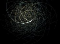 Fractal Clock Screensaver: Muestra la hora con fractales como salvapantallas