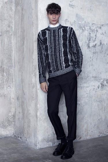 Dior Homme Otoño-Invierno 2014: el viaje de un estudiante belga hecho moda