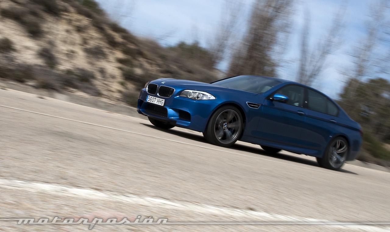 Foto de BMW M5 (Prueba) (130/136)