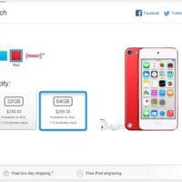 Señales de nuevos iPod hoy: restricción de inventarios, envíos que se alargan sin motivo