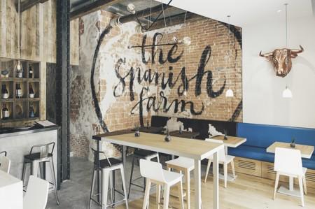 The Spanish Farm, un restaurante que tiene a la cultura española como bandera