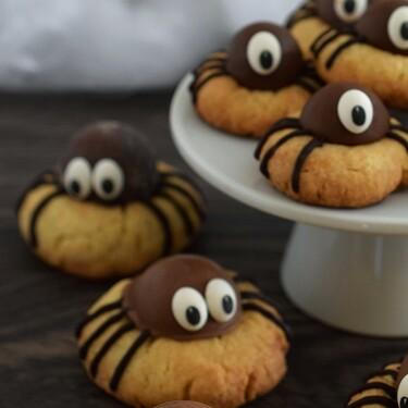 Ocho recetas para hacer galletas decoradas de Halloween y preparar el menú más terrorífico