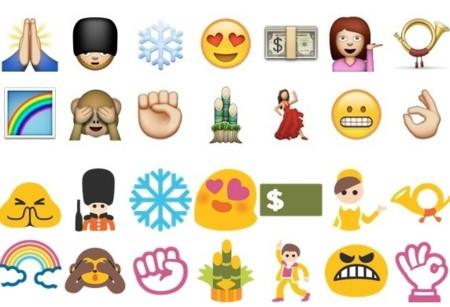¿Cuáles son los mejores emoticonos disponibles para Smartphone? Round one, fight