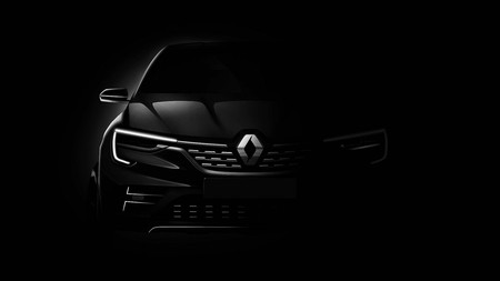 Renault sorprende con el teaser de un nuevo crossover, ¿estamos ante un posible SUV coupé?