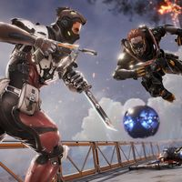 LawBreakers se podrá jugar gratis durante este fin de semana en su versión para PC