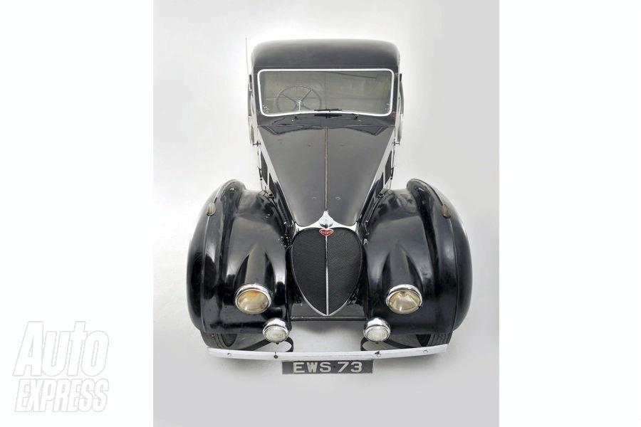 Foto de Bugatti Type 57S (10/12)