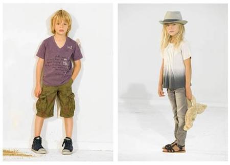IKKS junior revoluciona la ropa infantil