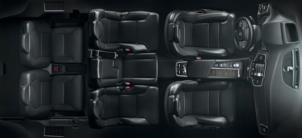 Foto de Volvo XC90, interior (25/39)