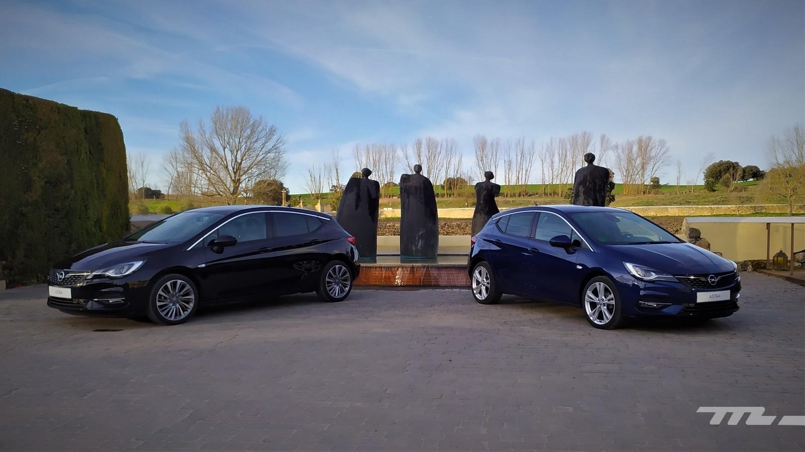 Foto de Opel Astra 2020 (1/18)