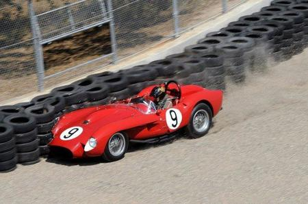 Dolorpasión™: un Ferrari FXX se la pega en Laguna Seca