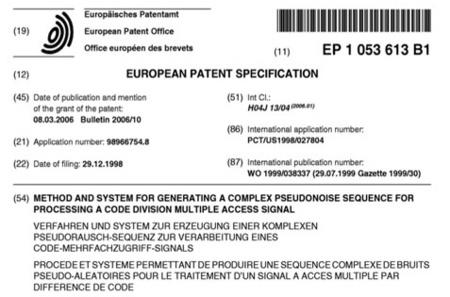 El tribunal alemán le da la razón a Apple, Motorola pierde la demanda por las comunicaciones 3G