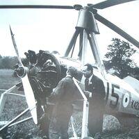De la Cierva, el genio de la aeronáutica que empezó con aviones de papel y acabó sorprendiendo a Edison