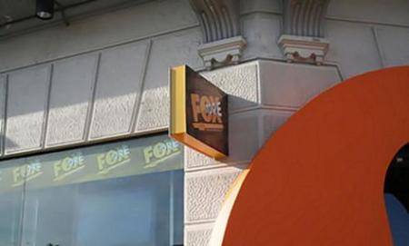 FOX Store en Madrid... una tienda efímera
