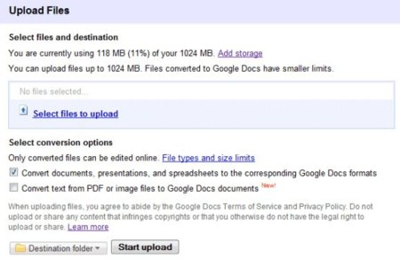 Google Docs introduce reconocimiento OCR para reconocer texto en PDFs y en imágenes