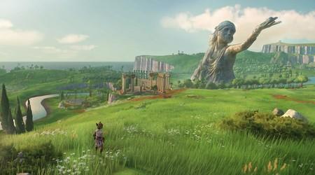 Gods & Monsters es la mágica aventura que están desarrollando los creadores de Assassin's Creed Odyssey para febrero de 2020 [E3 2019]
