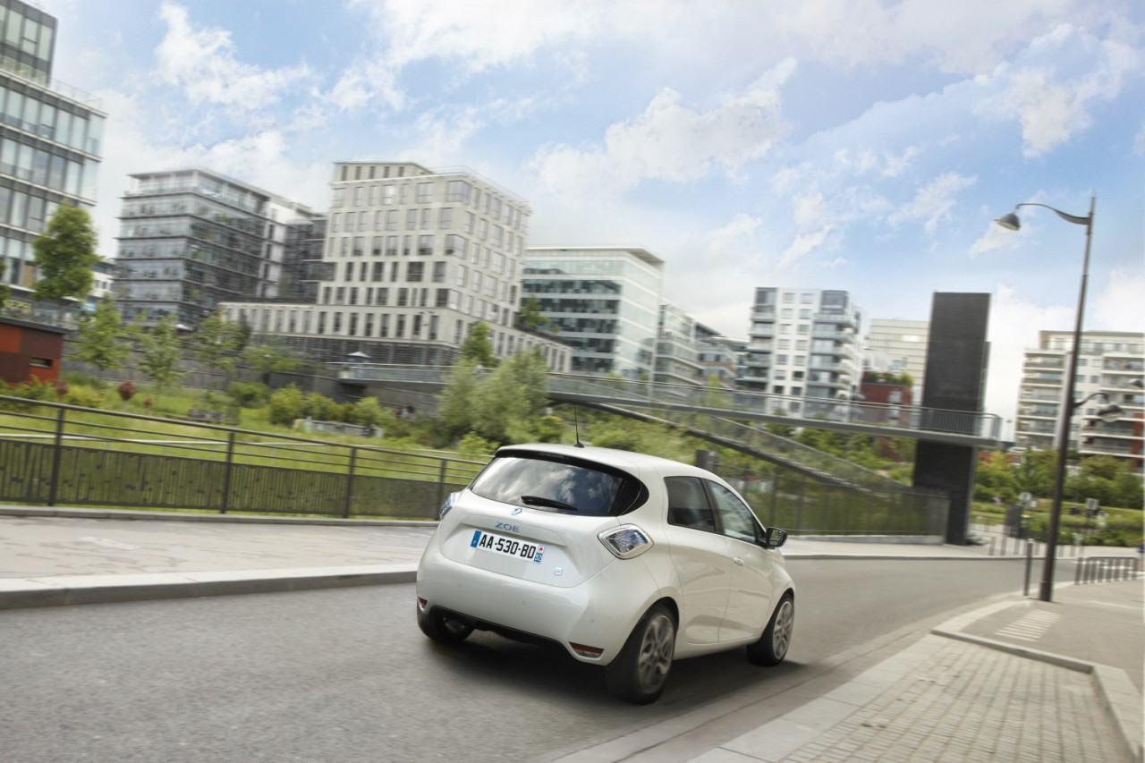Foto de Renault ZOE (25/151)