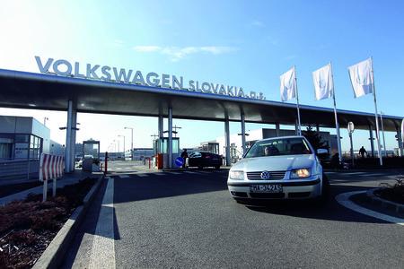 Volkswagen Bratislava