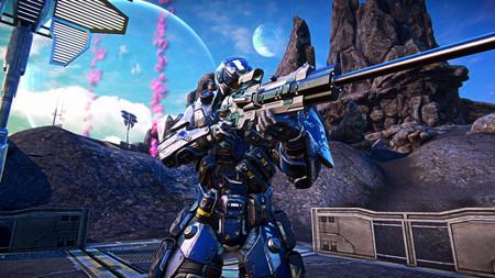 Las batallas de 300 jugadores llegan en septiembre con el Early Access de Planetside Arena