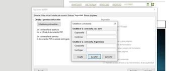 Cómo poner contraseña a un archivo PDF
