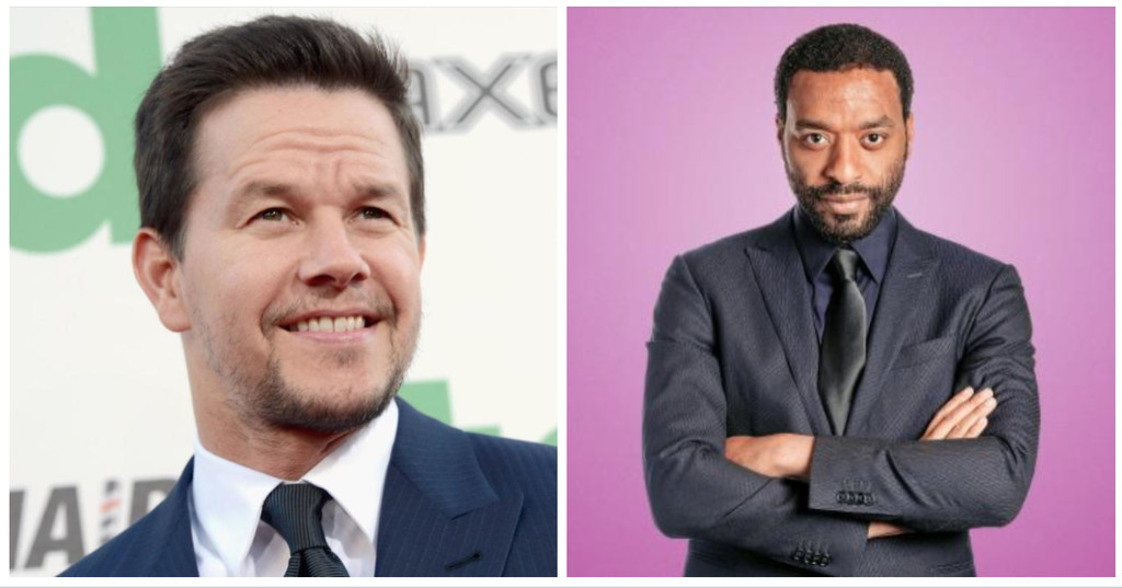Mark Wahlberg and Chiwetel Ejiofor will be immortal faced in
