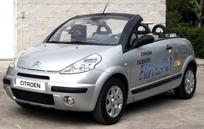 Citroën C3 con visión artificial
