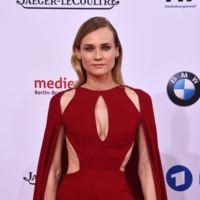 ¡Tres hurras por Diane Kruger! La espectacular mujer de rojo de los German Film Awards