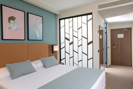 Hoteles de diseño Madrid