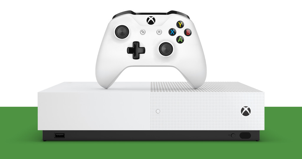 Xbox One S All-Digital: la consola sin lector de discos de Microsoft llegará el 7 de mayo, según Windows Central